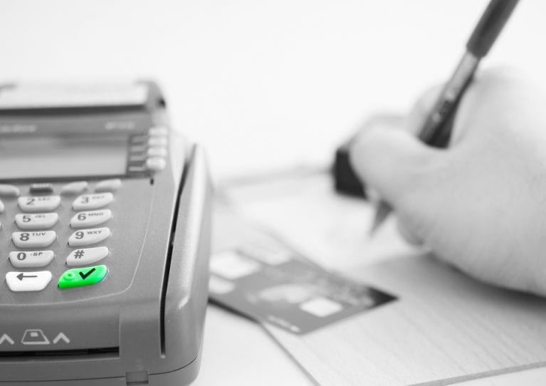 PIN debit signature businesses