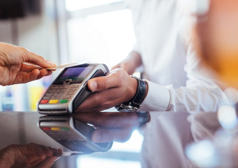 protecting credit card processing scams